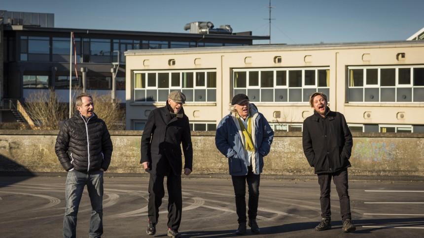 Hør Eik Skaløes digte i ny forklædning