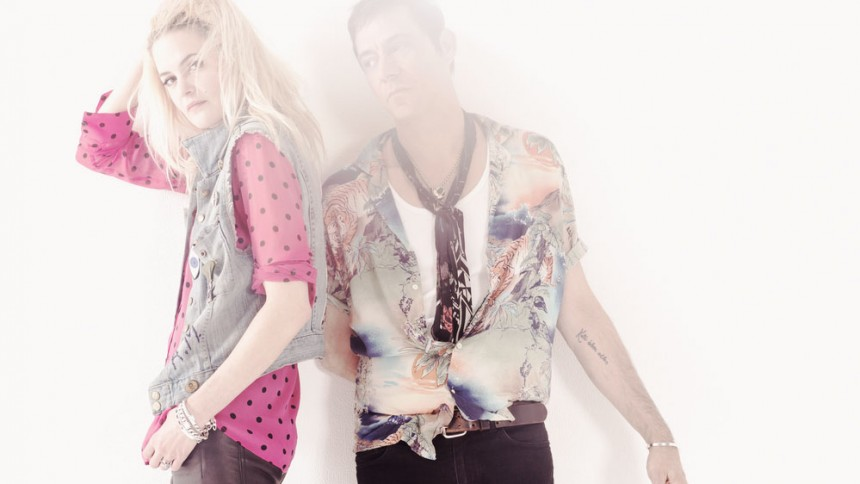 The Kills til Danmark