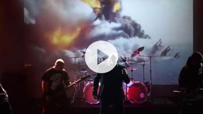 Dansk band laver hyldestvideo til terrorofrene i Bruxelles