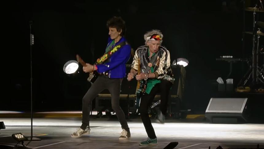 The Rolling Stones erobrede Cuba