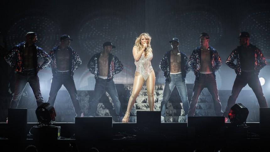 Det synes publikum om Mariah Carey i Forum