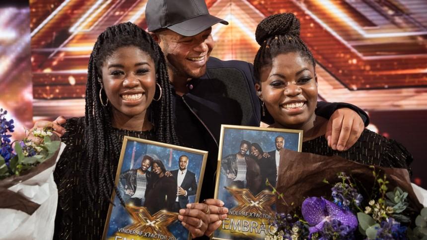 Reportage: Mest spændende X Factor-finale til dato