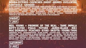 Roskilde Festival 2016-plakaten