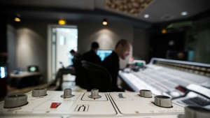 Kasper Bjørke og Colder Red Bull Studios Paris marts 2016