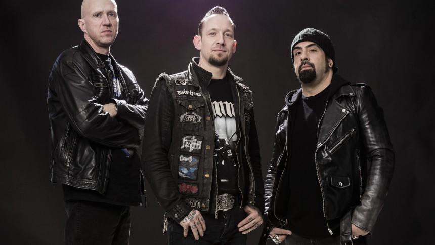Volbeat løfter sløret for deres kommende album