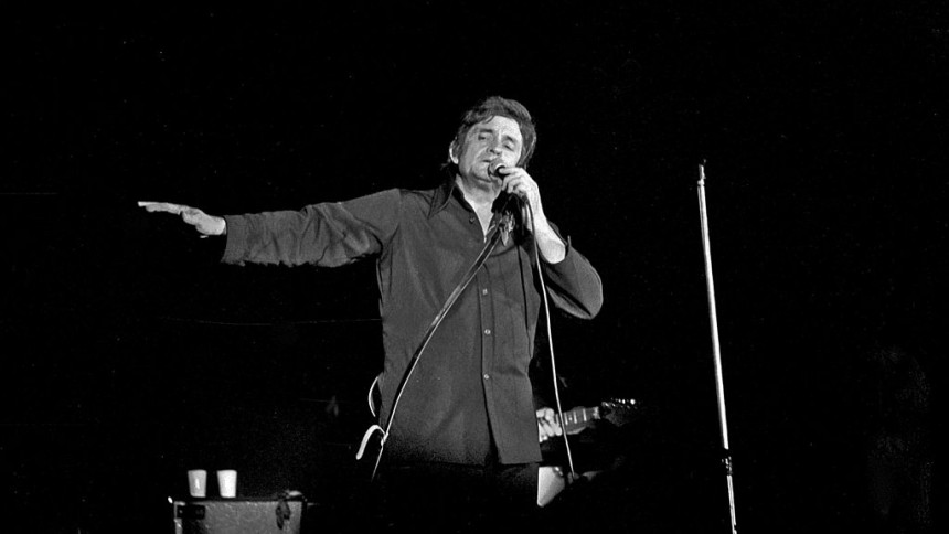 johnny cash teaterkoncert