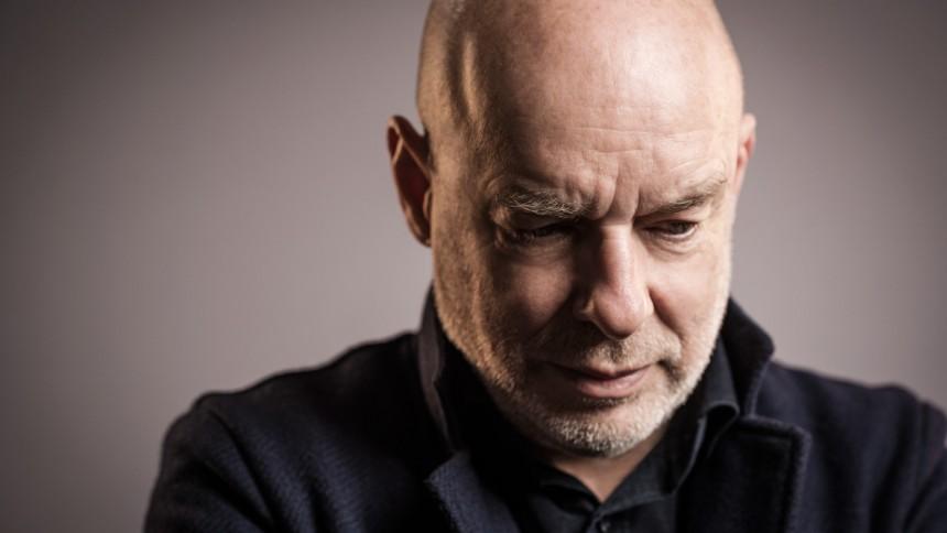 Oplev Brian Eno og Laurie Anderson kreere et værk på en uge i København