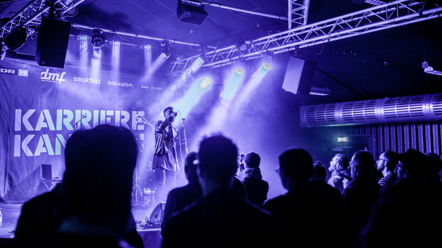 KarriereKanonen skruer op for ambitionsniveauet – finale på Spot Festival