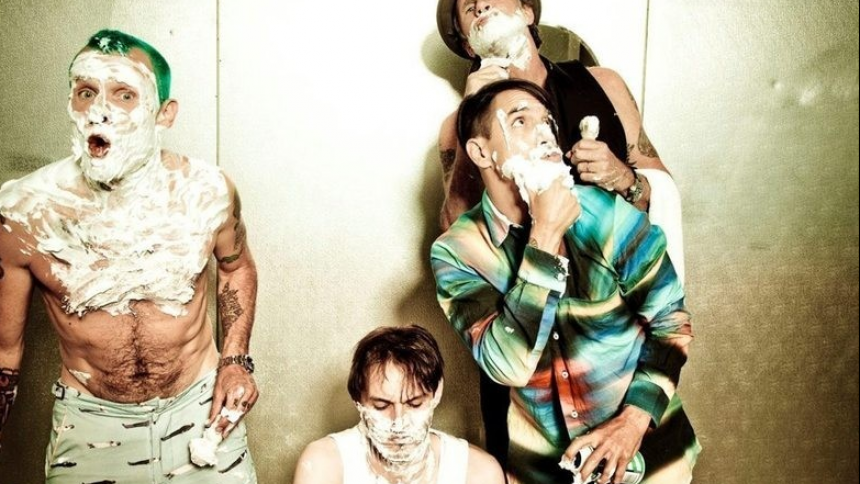 Hør: Red Hot Chili Peppers udgiver ny single
