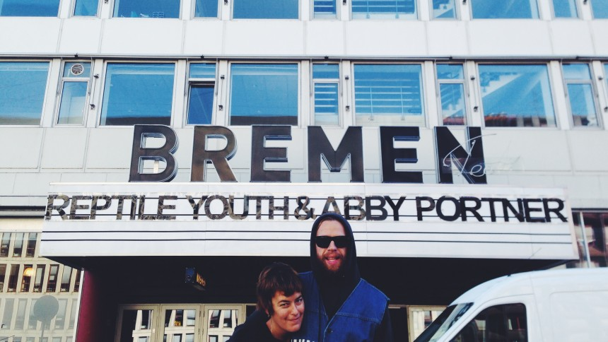 Reptile Youth og Abby Portner udgiver dokumentarfilm om samarbejde. Se den her.