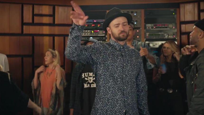 Hør Justin Timberlakes nye single