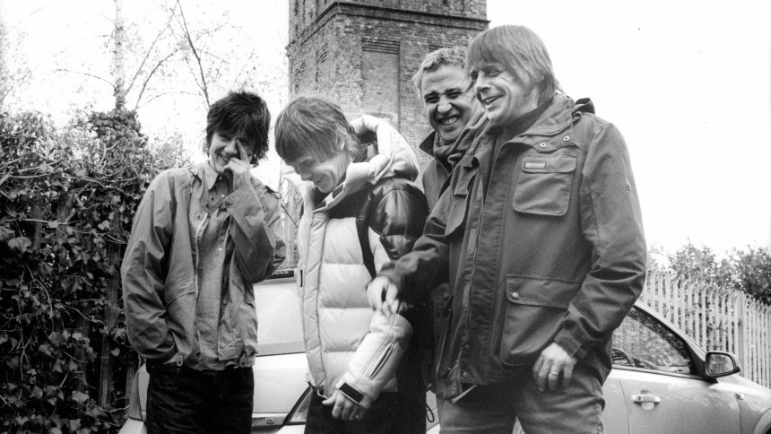 The Stone Roses er stendøde