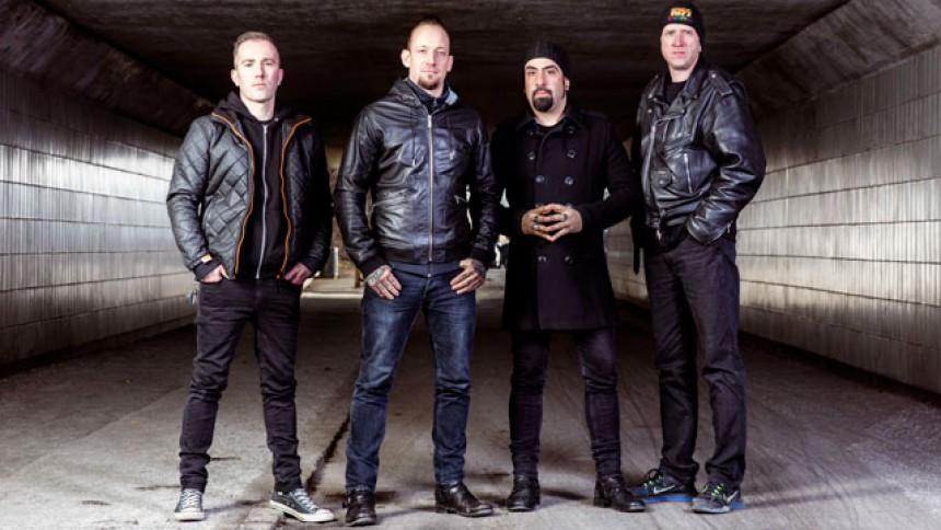 Volbeat klar med ny bassist og video –og er nummer 1 i USA