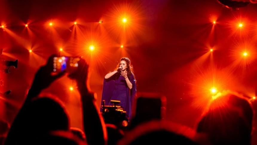 Ukraine vandt Eurovision Song Contest