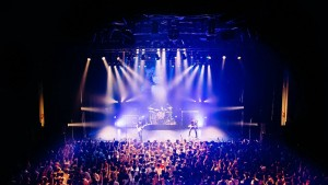 Dizzy Mizz Lizzy i Japan maj 2016