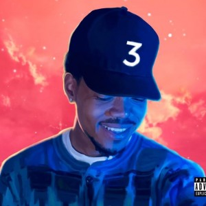 Chance The Rapper: Coloring Book