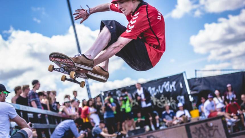 Roskilde Festival klar med programmet til Street City-scenen