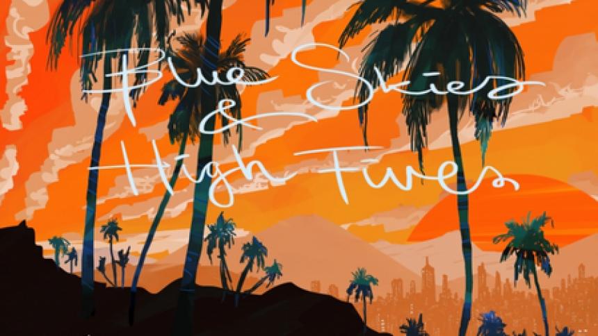 Rå garage og sommerlig surf kolliderer på forudsigeligt rockalbum