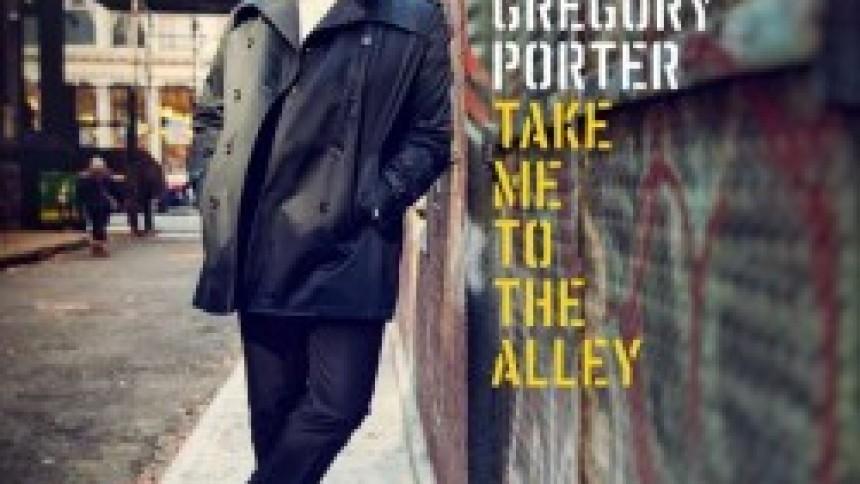 Vokaljazz-stjernen Gregory Porter kan tage over, hvor koryfæer som Al Green har sluppet