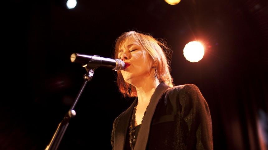 Suzanne Vega giver koncert på Bremen Teater