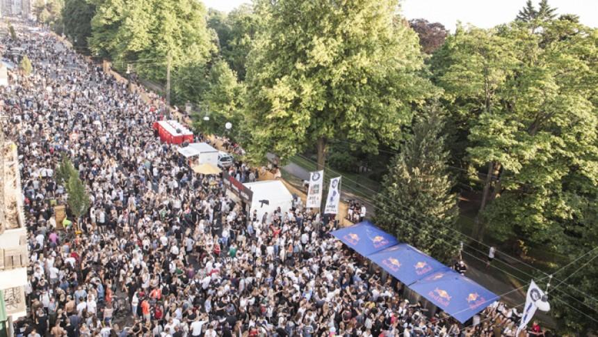 Distortion annoncerer festivalformatet og første navn for 2017