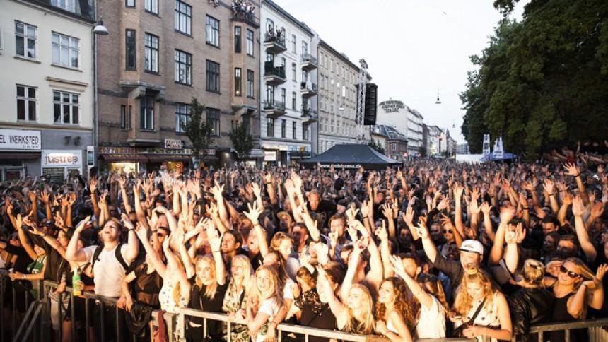 Distortion er klar med 56 gadefester på Nørrebro og Vesterbro