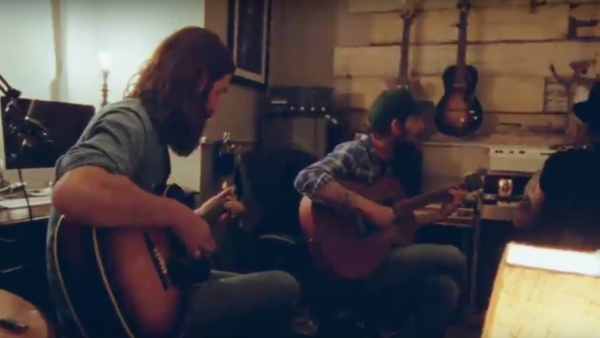 Tinderbox-aktuelle Band of Horses klar med ny musikvideo
