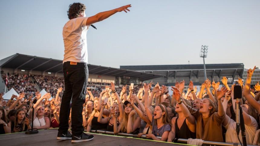 De nominerede til MTV EMA'16 er offentliggjort - YouTube-fænomenet Benjamin Lasnier tog det danske wildcard