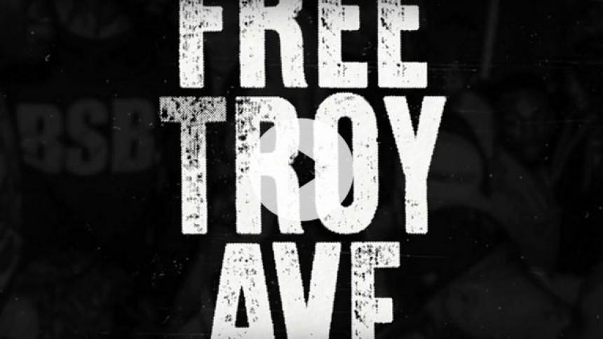 Troy Ave rapper sin version af skyderierne i New York på lydfil