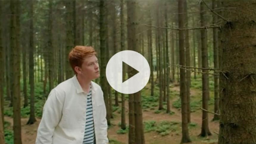 Video: Se Karl William tage livtag med livet