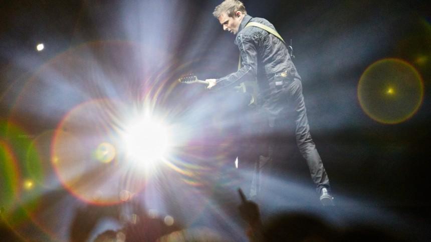 Muse annoncerer verdensturné