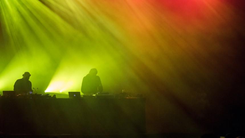 Dub og reggae satte gang i nattens dansegulv