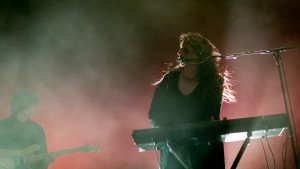 Beach House, Green Stage, Northside 2016