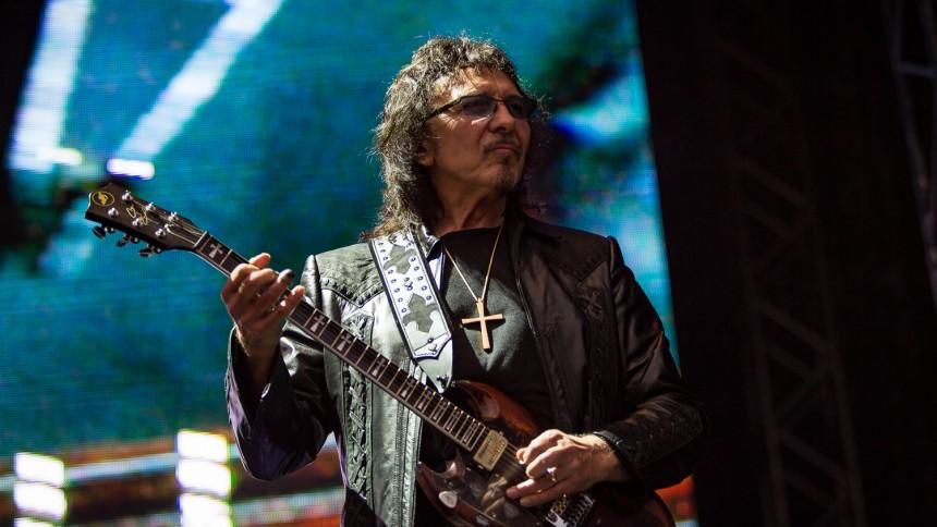 Black Sabbaths Tony Iommi har gode nyheder