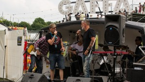 The Sandmen Gaffa Sessions Campingvogn Tinderbox 240616