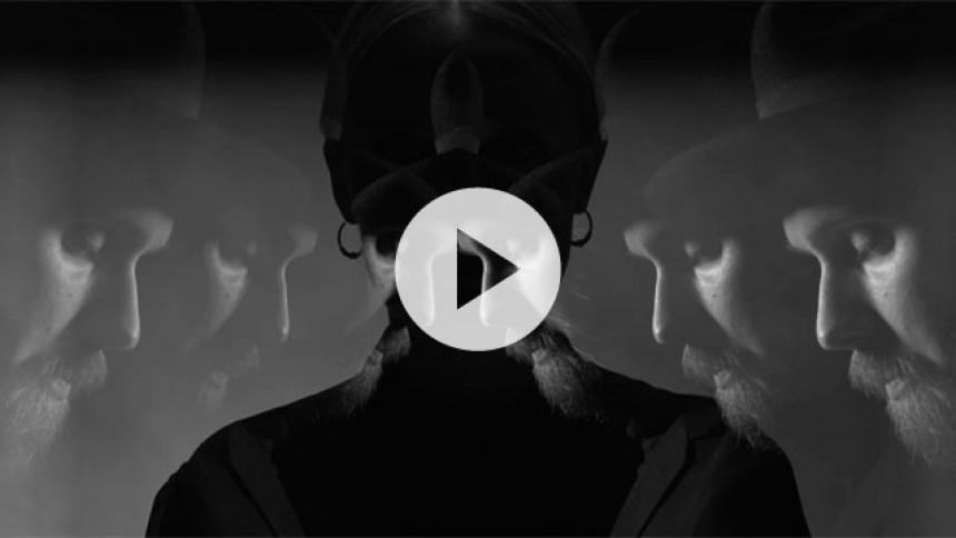 Se hallucinerende musikvideo fra den danske drømme-rock-duo Jørck