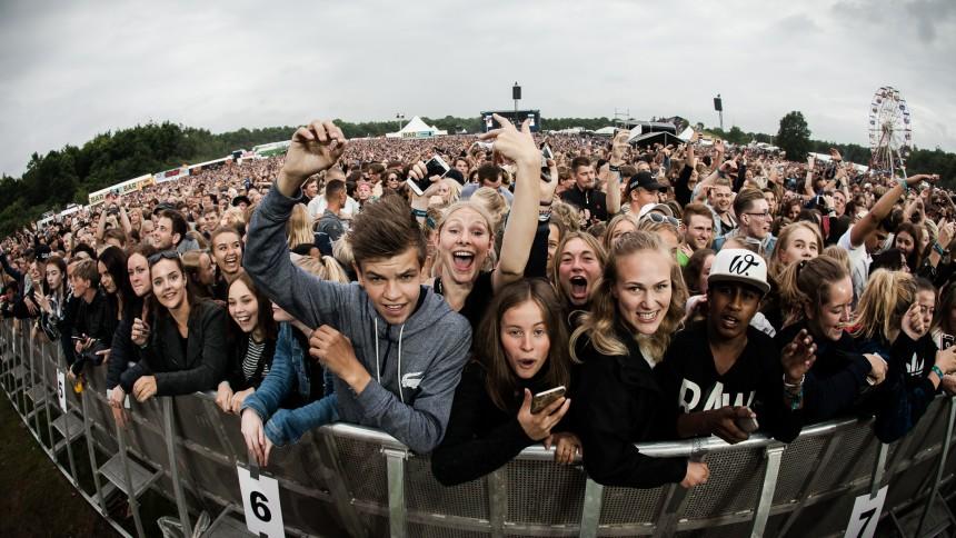 Tinderbox-talsmand: Festivalen bliver måske større næste år