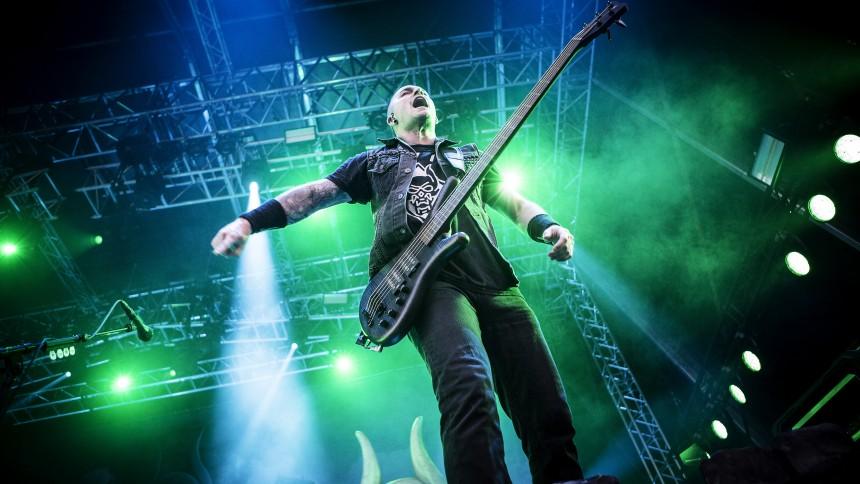 Metalbandet Trivium gæster København og Aarhus til marts