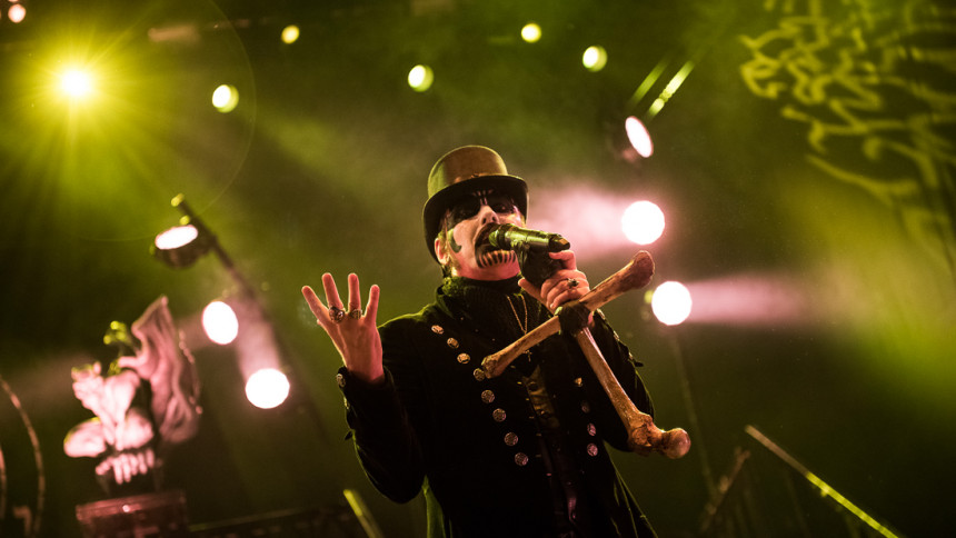 De danske metal-legender Mercyful Fate bliver genforenet