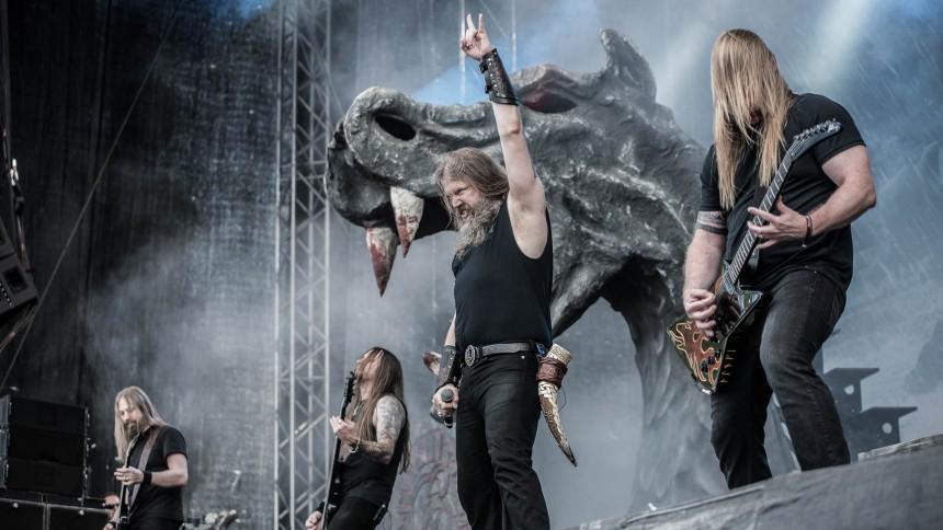 Amon Amarth giver endnu en dansk koncert