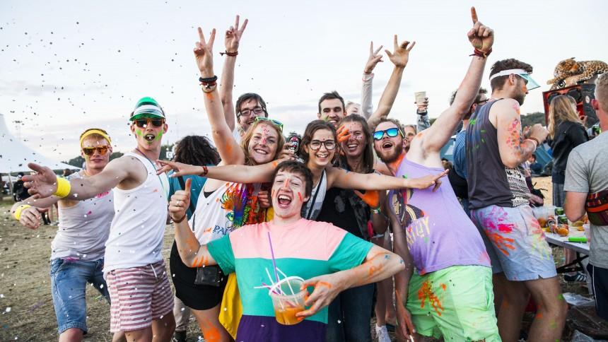 Guide: Her skal du feste under Roskilde Festival