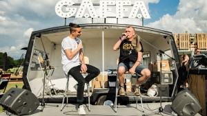 Alex Vargas Gaffasession Roskilde