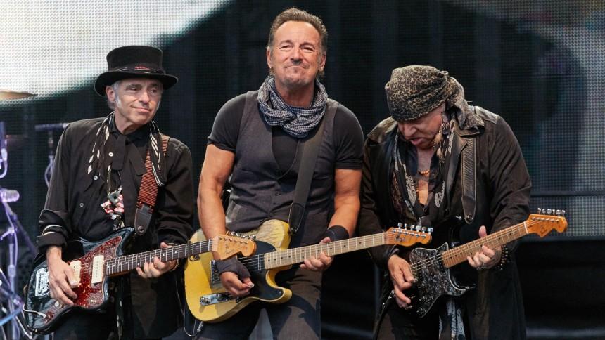 Bruce Springsteen har godt nyt fra E Street