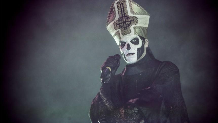 Ghost kommer til Danmark med Popestar Tour