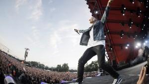 Macklemore & Ryan Lewis, Roskilde Festival, Orange