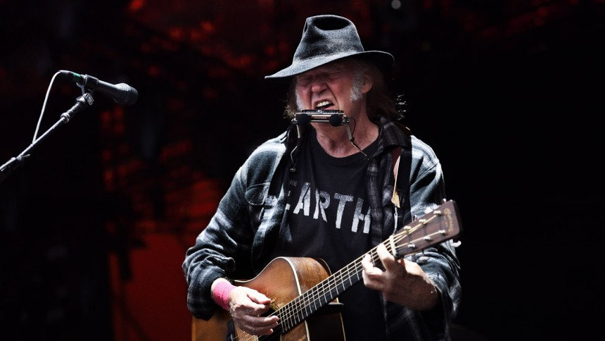 Neil Young-arkivudgivelse: Et stadig aktuelt amerikansk mini-portræt