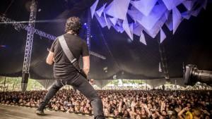 Gojira Roskilde Festival 020716