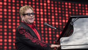 Elton John, Mindeparken, Aarhus