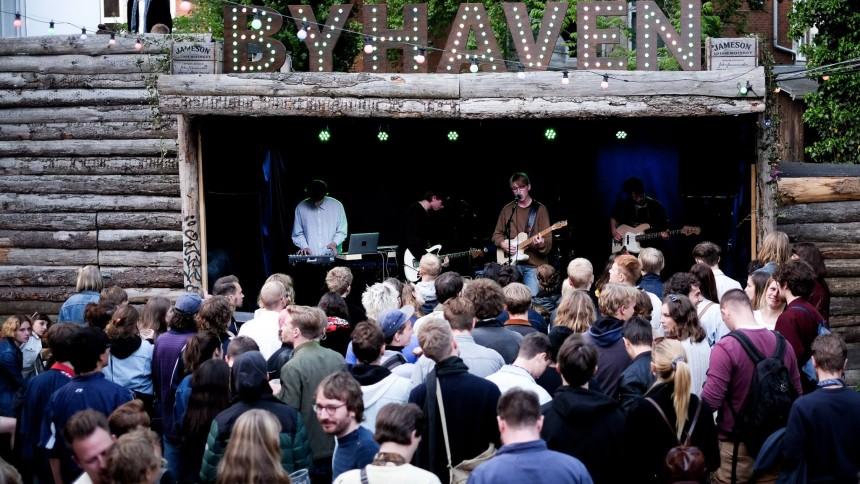 Pumpehuset er klar med 60 gratis sommerkoncerter i Byhaven