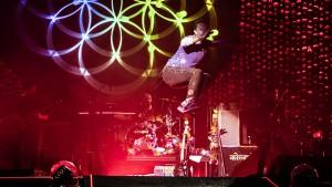Coldplay, Parken